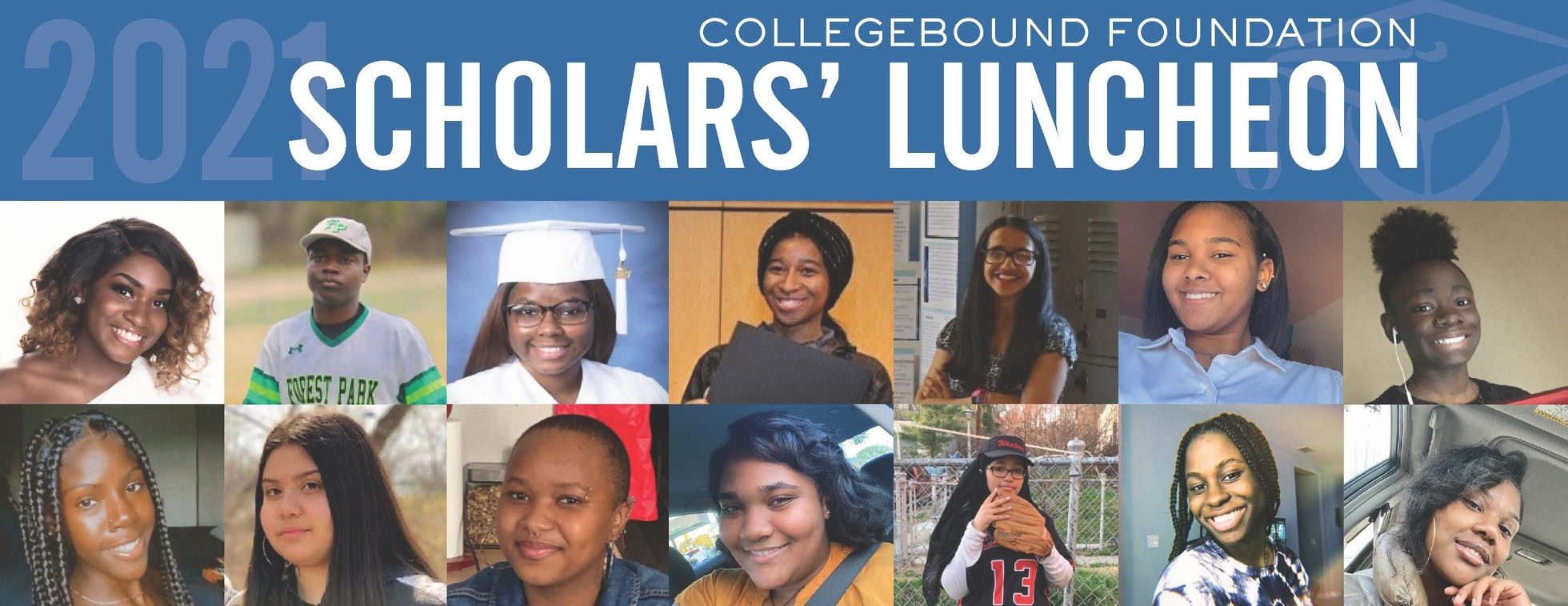 33rd annual Scholars' Luncheon